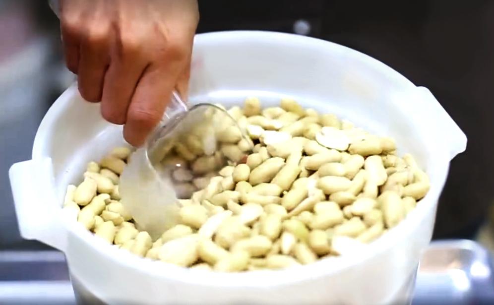 Roasted Nuts!