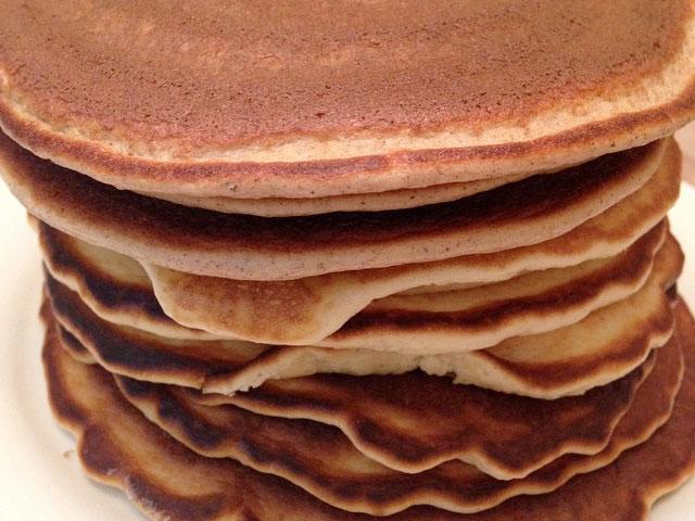 Protein Pancake for Dinner