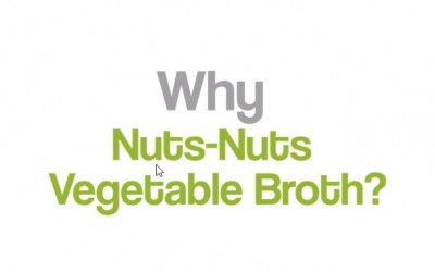 Why Nuts-Nuts Vegetable broth?